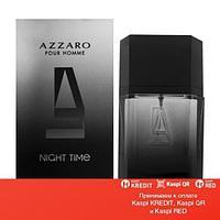 Azzaro Pour Homme Night Time туалетная вода объем 50 мл тестер (ОРИГИНАЛ)