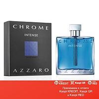 Azzaro Chrome Intense туалетная вода объем 100 мл тестер (ОРИГИНАЛ)