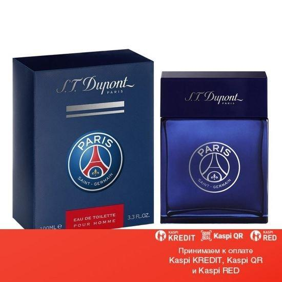 S.T. Dupont Parfum Officiel du Paris Saint-Germain туалетная вода объем 50 мл тестер (ОРИГИНАЛ)