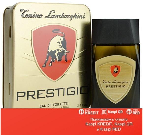 Tonino Lamborghini Prestigio туалетная вода объем 125 мл (ОРИГИНАЛ)