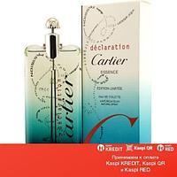 Cartier Declaration Essence Limited Edition туалетная вода объем 100 мл тестер (ОРИГИНАЛ)