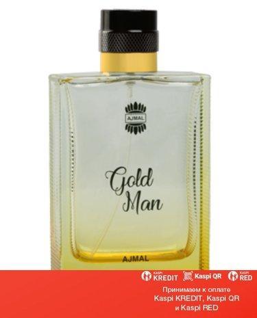 Ajmal Gold Man парфюмированная вода объем 100 мл (ОРИГИНАЛ)