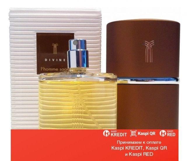 Divine L'Homme Sage парфюмированная вода объем 50 мл тестер (ОРИГИНАЛ)