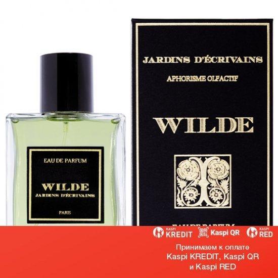 Jardins d'Ecrivains Wilde парфюмированная вода объем 100 мл (ОРИГИНАЛ)
