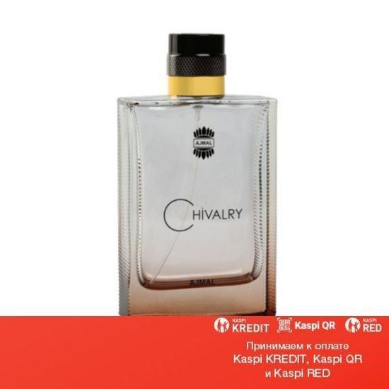 Ajmal Chivalry парфюмированная вода объем 100 мл тестер (ОРИГИНАЛ)