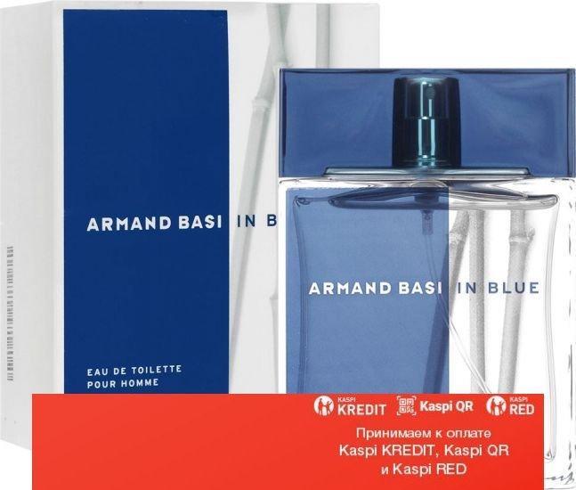 Armand Basi In Blue туалетная вода объем 50 мл тестер (ОРИГИНАЛ)