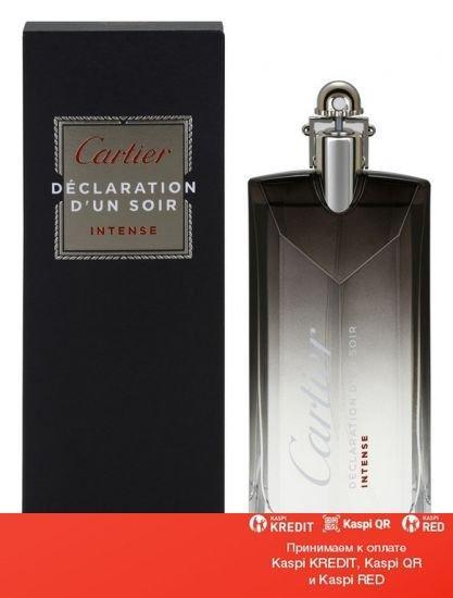 Cartier Declaration d`Un Soir Intense туалетная вода объем 100 мл тестер (ОРИГИНАЛ)