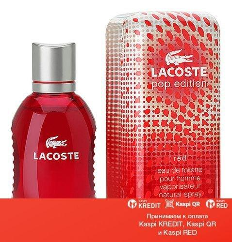 Lacoste Red туалетная вода объем 125 мл тестер (ОРИГИНАЛ)