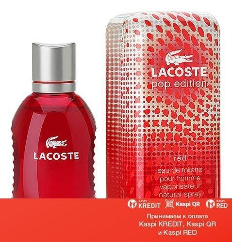 Lacoste Red туалетная вода объем 125 мл (ОРИГИНАЛ)