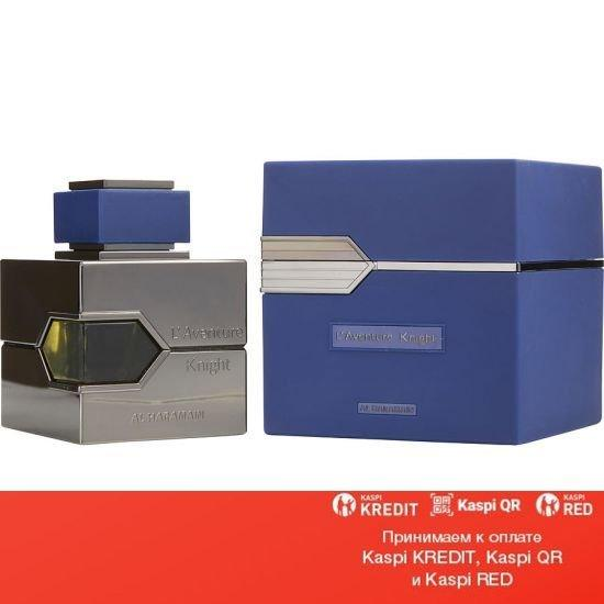 Al Haramain L`Aventure Knight парфюмированная вода объем 100 мл тестер (ОРИГИНАЛ)