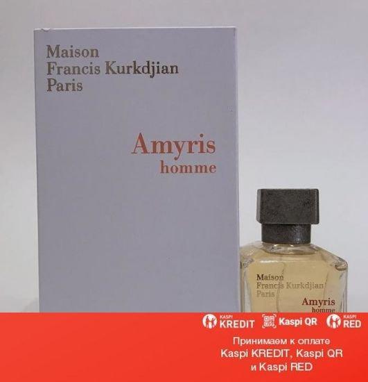 Maison Francis Kurkdjian Amyris Homme парфюмированная вода объем 70 мл тестер (ОРИГИНАЛ)
