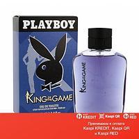 Playboy King of the Game парфюмированная вода объем 75 мл (ОРИГИНАЛ)