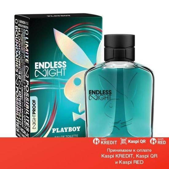 Playboy Endless Night For Him парфюмированная вода объем 75 мл (ОРИГИНАЛ)