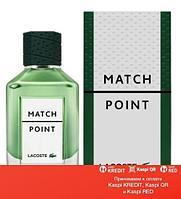 Lacoste Match Point туалетная вода объем 100 мл тестер(ОРИГИНАЛ)