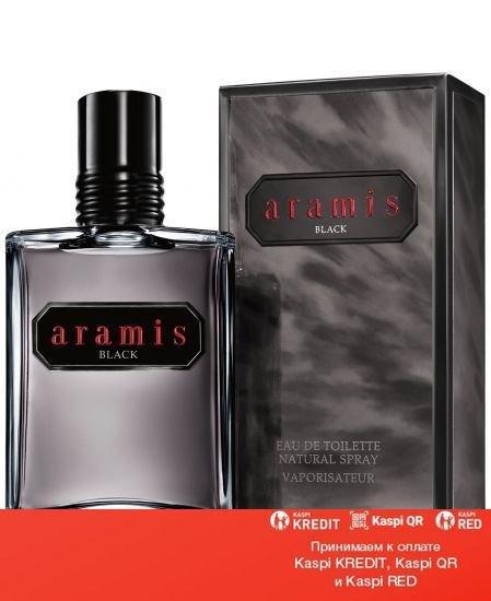 Aramis Black туалетная вода объем 100 мл (ОРИГИНАЛ)