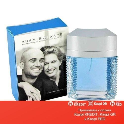 Aramis Always for Him туалетная вода объем 100 мл (ОРИГИНАЛ)