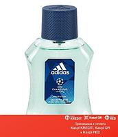 Adidas UEFA Champions League Dare Edition туалетная вода объем 50 мл (ОРИГИНАЛ)