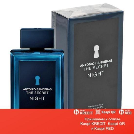 Antonio Banderas The Secret Night туалетная вода объем 50 мл (ОРИГИНАЛ)