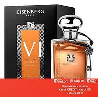 Eisenberg Secret № VI Cuir D'Orient Men парфюмированная вода объем 50 мл (ОРИГИНАЛ)