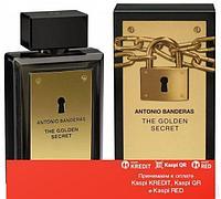 Antonio Banderas The Golden Secret туалетная вода объем 50 мл(ОРИГИНАЛ)