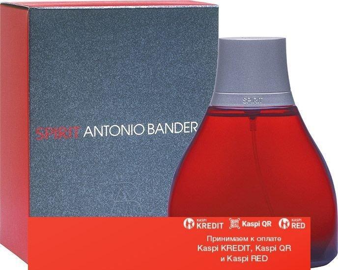 Antonio Banderas Spirit туалетная вода объем 50 мл (ОРИГИНАЛ)