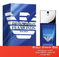 Giorgio Armani Emporio Diamonds Club For Men туалетная вода объем 50 мл тестер (ОРИГИНАЛ)