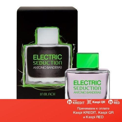 Antonio Banderas Electric Seduction In Black For Men туалетная вода объем 100 мл (ОРИГИНАЛ)