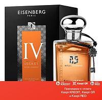 Eisenberg Secret № IV Rituel D'Orient Men парфюмированная вода объем 100 мл тестер (ОРИГИНАЛ)