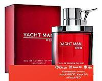 Myrurgia Yacht Man Red туалетная вода объем 100 мл тестер (ОРИГИНАЛ)