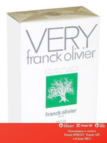 Franck Olivier Very Franck Olivier Men туалетная вода объем 100 мл (ОРИГИНАЛ)