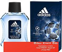 Adidas UEFA Champions League Champions Edition туалетная вода объем 100 мл(ОРИГИНАЛ)