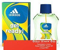 Adidas Get Ready! For Him туалетная вода объем 100 мл (ОРИГИНАЛ)