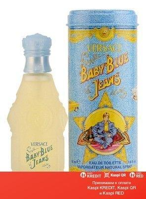 Versace Baby Blue Jeans Man туалетная вода объем 50 мл тестер (ОРИГИНАЛ)