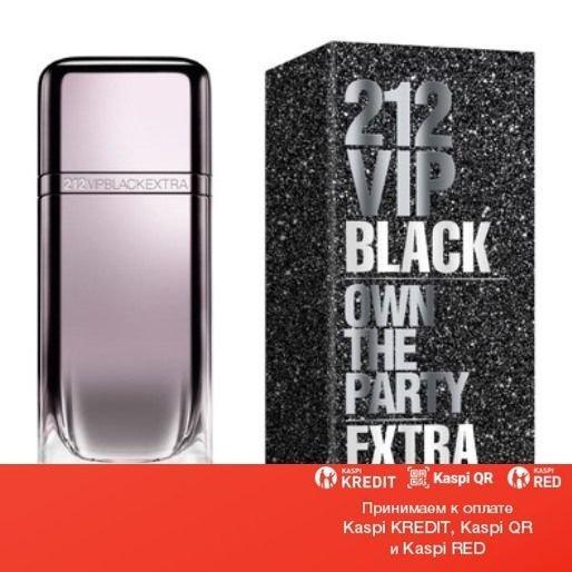 Carolina Herrera 212 VIP Black Extra парфюмированная вода (ОРИГИНАЛ)