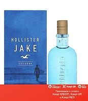 Hollister California Jake одеколон объем 50 мл (ОРИГИНАЛ)