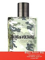 Zadig & Voltaire Capsule Collection This Is Him! Edition 2019 туалетная вода объем 50 мл (ОРИГИНАЛ)