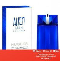 Thierry Mugler Alien Man Fusion туалетная вода объем 100 мл тестер (ОРИГИНАЛ)