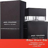 Angel Schlesser Essential for Men туалетная вода объем 50 мл тестер (ОРИГИНАЛ)