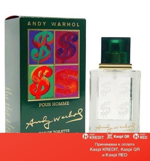 Andy Warhol Pour Homme туалетная вода объем 50 мл (ОРИГИНАЛ)