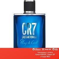 Cristiano Ronaldo CR7 Play It Cool туалетная вода объем 30 мл (ОРИГИНАЛ)