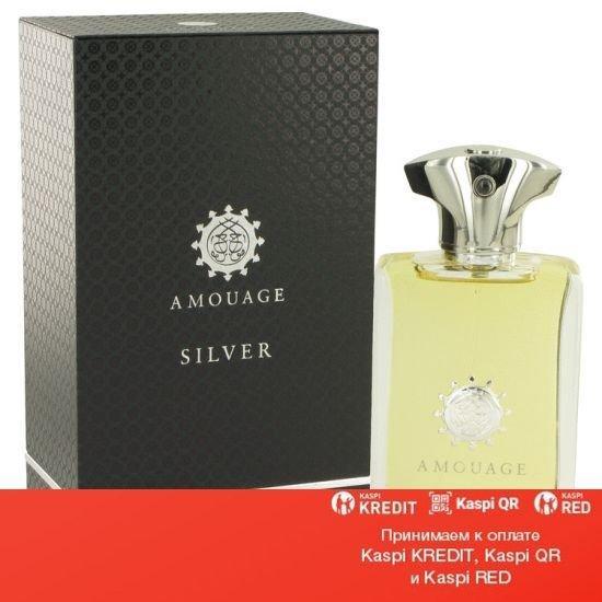 Amouage Silver Man парфюмированная вода объем 100 мл Тестер (ОРИГИНАЛ)