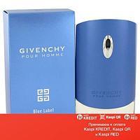 Givenchy Pour Homme Blue Label туалетная вода объем 100 мл Тестер (ОРИГИНАЛ)