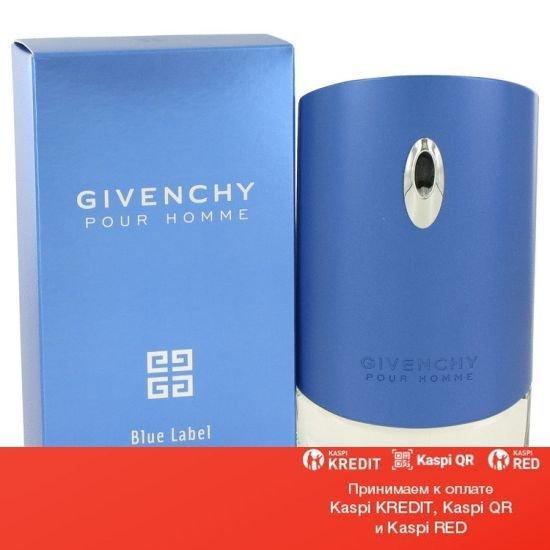 Givenchy Pour Homme Blue Label туалетная вода объем 100 мл (ОРИГИНАЛ)