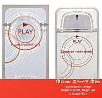 Givenchy Play Summer Vibrations туалетная вода объем 100 мл тестер (ОРИГИНАЛ)