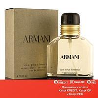 Giorgio Armani Eau Pour Homme туалетная вода винтаж объем 100 мл (ОРИГИНАЛ)
