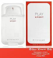 Givenchy Play Sport туалетная вода объем 100 мл Тестер (ОРИГИНАЛ)
