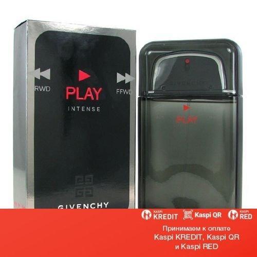 Givenchy Play Intense туалетная вода объем 50 мл Тестер (ОРИГИНАЛ)