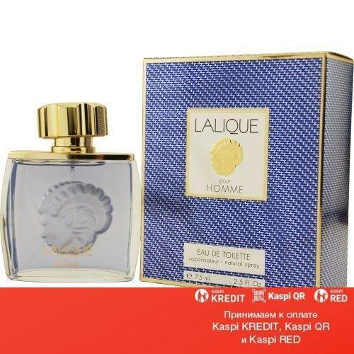 Lalique Pour Homme Le Faune туалетная вода объем 75 мл (ОРИГИНАЛ)