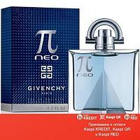 Givenchy Pi Neo туалетная вода объем 30 мл тестер (ОРИГИНАЛ)