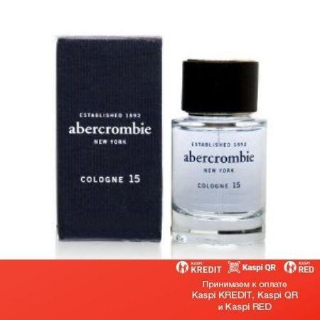 Abercrombie & Fitch Cologne 15 одеколон объем 30 мл (ОРИГИНАЛ)